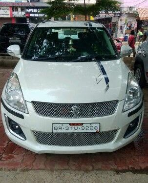 Used 2015 Maruti Suzuki Swift MT for sale in Patna -3