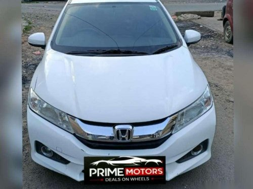 Used 2015 Honda City MT for sale in Chandrapur