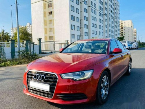 Used Audi A6 2014 AT for sale in Chennai