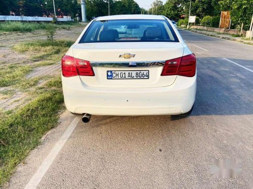 Chevrolet Cruze LTZ, 2012, Diesel MT for sale in Chandigarh