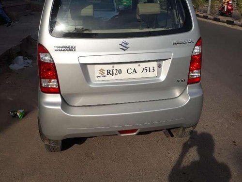 Maruti Suzuki Wagon R VXi BS-III, 2009, Petrol MT for sale in Jodhpur