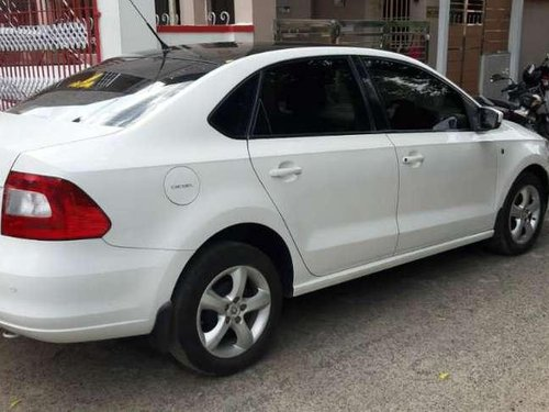 Skoda Rapid 1.5 TDI CR Elegance , 2012, MT for sale in Chennai -10