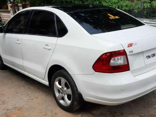 Skoda Rapid 1.5 TDI CR Elegance , 2012, MT for sale in Chennai