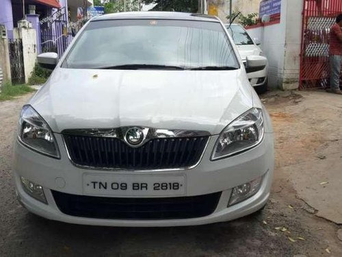 Skoda Rapid 1.5 TDI CR Elegance , 2012, MT for sale in Chennai -13