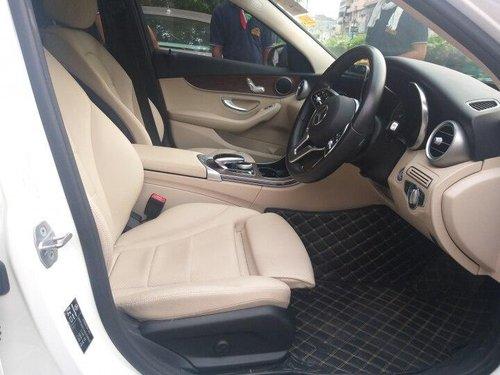 2018 Mercedes Benz C-Class Progressive C 220d AT in New Delhi