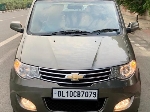 Used 2014 Chevrolet Enjoy Petrol LT 7 Seater MT in New Delhi
