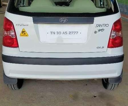Hyundai Santro Xing GLS, 2012, Petrol MT for sale in Erode