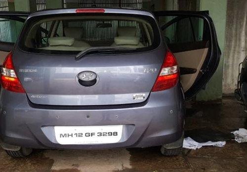 Hyundai i20 1.4 Asta with AVN 2010 AT for sale in Mumbai