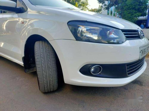 Volkswagen Vento Highline Diesel, 2014, Diesel MT for sale in Chennai