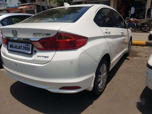 Honda City S 2015 MT for sale in Mumbai