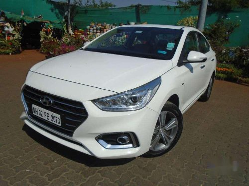 2019 Hyundai Verna 1.6 VTVT SX AT for sale in Mumbai