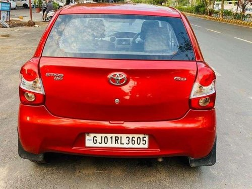Toyota Etios Liva GD, 2015, Diesel MT for sale in Ahmedabad