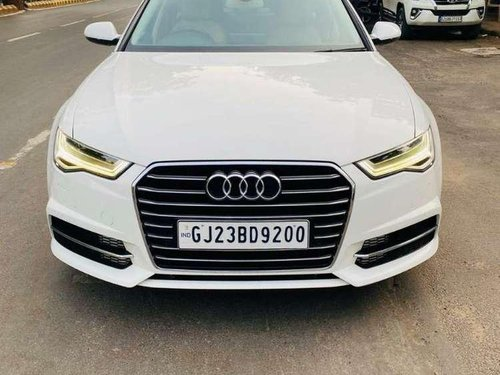 Audi A6 35 TDI MATRIX EDITION, 2015, Diesel AT in Ahmedabad