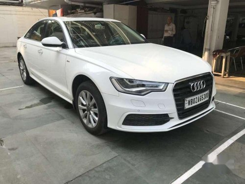 Audi A6 35 TDI Premium 2015 AT for sale in Kolkata