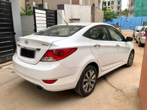 Used 2014 Hyundai Verna 1.6 SX AT for sale in Chennai