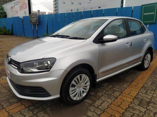 Used 2018 Volkswagen Ameo 1.2 MPI Comfortline MT in Pune