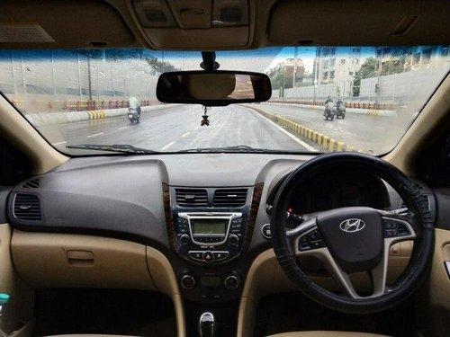2011 Hyundai Verna AT for sale in Mumbai