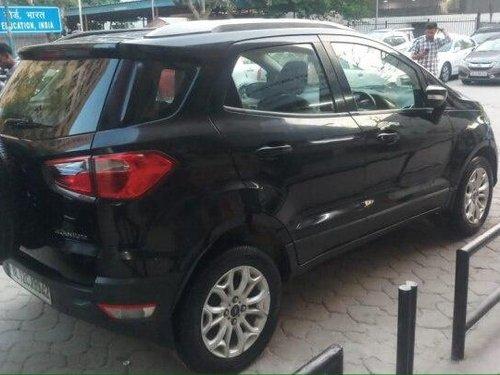 Ford EcoSport 1.5 Petrol Titanium 2016 MT for sale in New Delhi