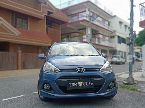 Hyundai i10 Asta 2016 AT for sale in Bangalore