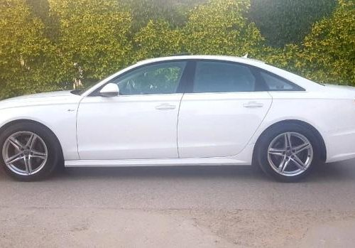 2018 Audi A6 2011-2015 AT for sale in New Delhi