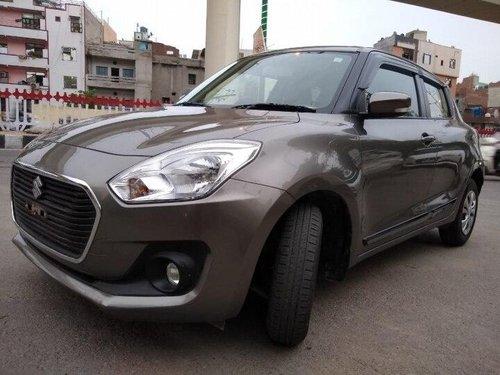 Maruti Swift VXI Optional 2018 MT for sale in New Delhi