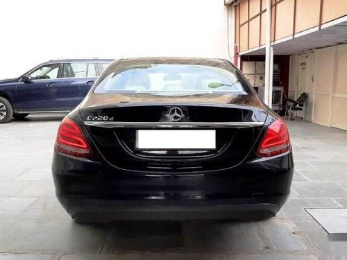 2015 Mercedes Benz C-Class 220 AT for sale in New Delhi