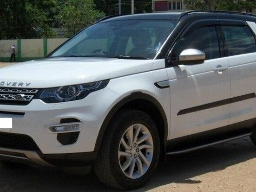 Land Rover Discovery Sport SD4 HSE Luxury 2016 AT for sale in Coimbatore