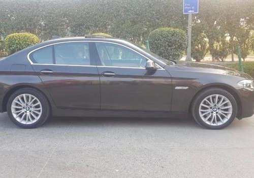 Used 2016 BMW 5 Series 2013-2017 AT for sale in New Delhi