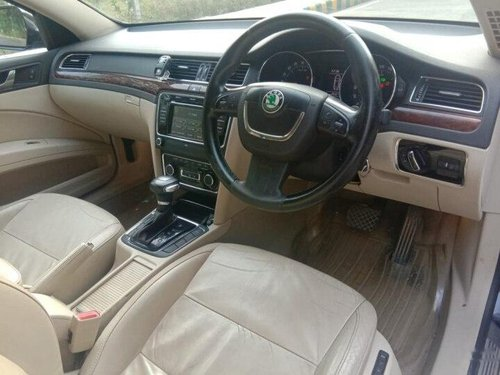 2011 Skoda Superb Ambition 2.0 TDI CR AT for sale in Agra