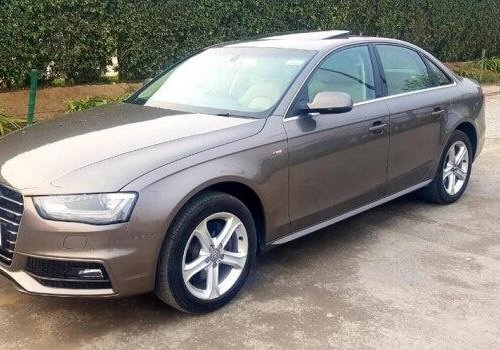 2014 Audi A4 35 TDI Technology Edition AT for sale in New Delhi