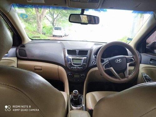 2011 Hyundai Verna MT for sale in Nashik
