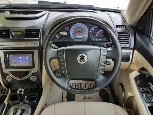 2014 Mahindra Ssangyong Rexton RX7 AT for sale in New Delhi