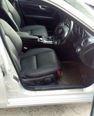 2012 Mercedes Benz C-Class 220 CDI AT for sale in New Delhi-3