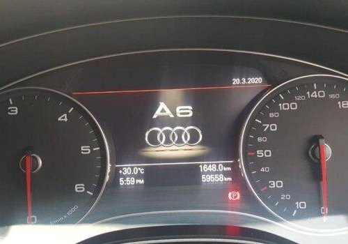 2013 Audi A6 2.0 TDI Technology AT for sale in New Delhi-7
