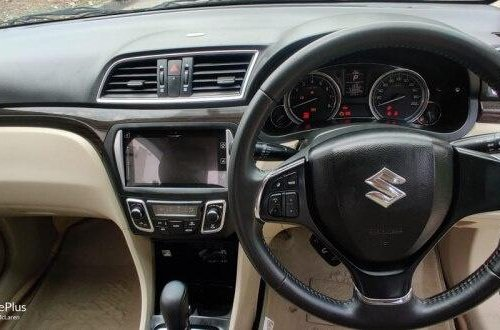 2017 Maruti Ciaz Alpha AT for sale in Bangalore