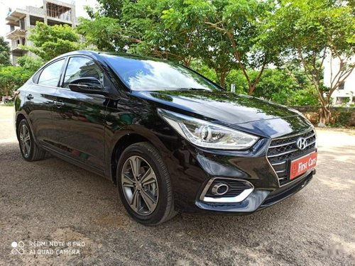 2019 Hyundai Verna 1.6 SX VTVT AT for sale in Bangalore