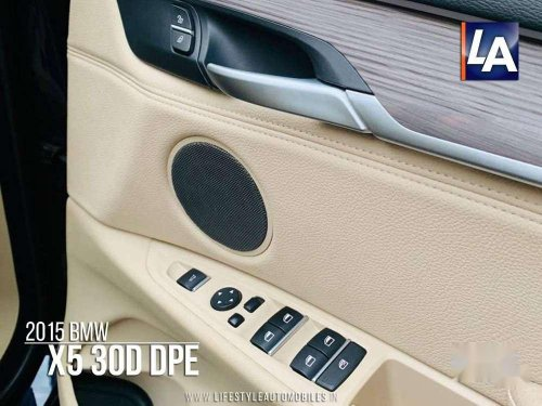 Used 2015 BMW X5 3.0d AT for sale in Kolkata