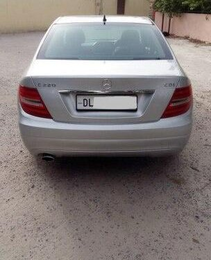 2012 Mercedes Benz C-Class 220 CDI AT for sale in New Delhi-5