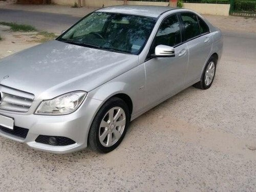 2012 Mercedes Benz C-Class 220 CDI AT for sale in New Delhi