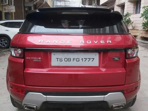 2012 Land Rover Range Rover Evoque AT for sale in Hyderabad
