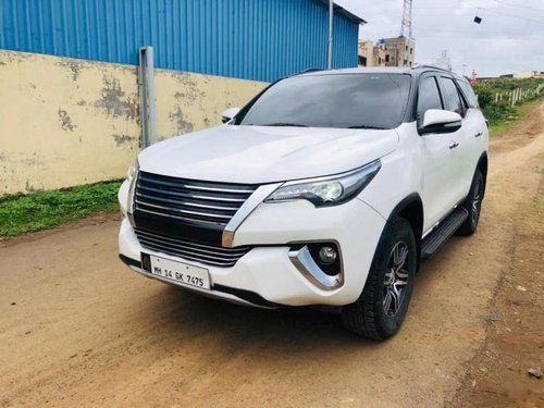2017 Toyota Fortuner 2.8 2WD AT for sale in Pune