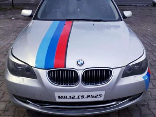 Used 2008 BMW 5 Series 520d Luxury Line AT for sale in Pune