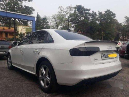 Used 2014 Audi A4 2.0 TDI Multitronic AT for sale in Kolkata