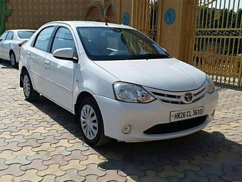 Used Toyota Etios GD 2015 MT for sale in Gurgaon