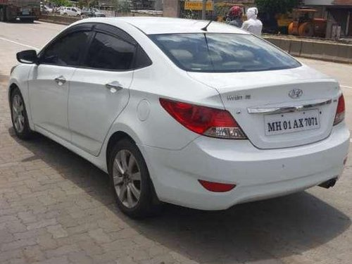 Hyundai Fluidic Verna 2011 MT for sale in Nagpur