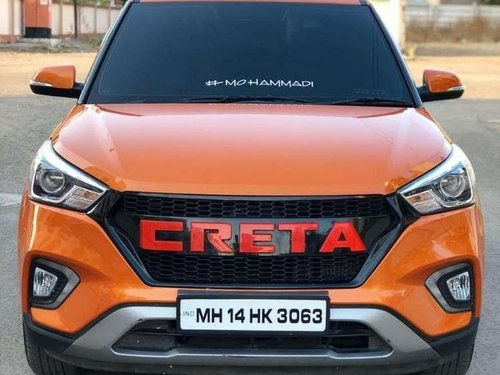 Hyundai Creta 1.6 SX Automatic 2019 AT for sale in Mumbai