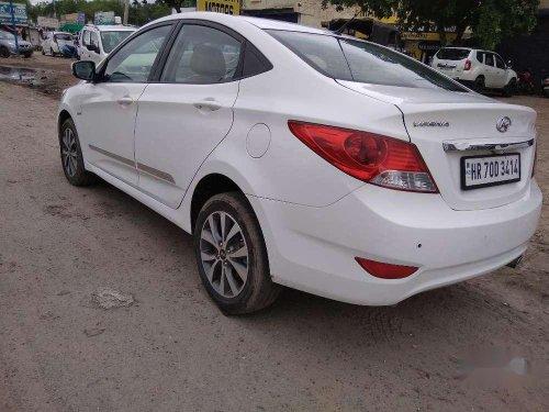 Used 2014 Hyundai Verna 1.6 CRDi SX MT in Faridabad