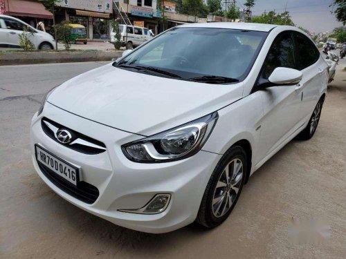 Used 2015 Hyundai Verna  1.6 CRDi SX MT for sale in Gurgaon
