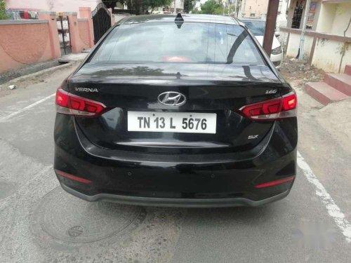 Hyundai Verna 1.6 CRDi SX 2018 MT for sale in Chennai