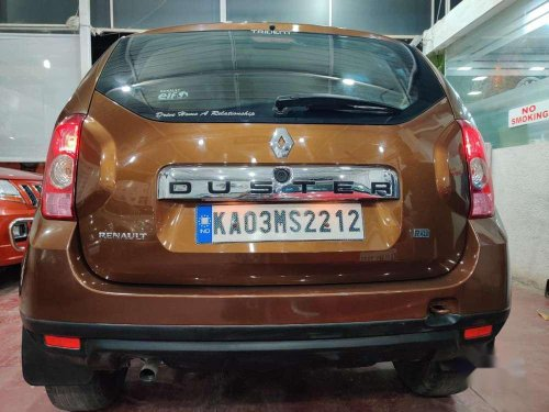 Renault Duster 110 PS RXL, 2013, Petrol MT for sale in Nagar